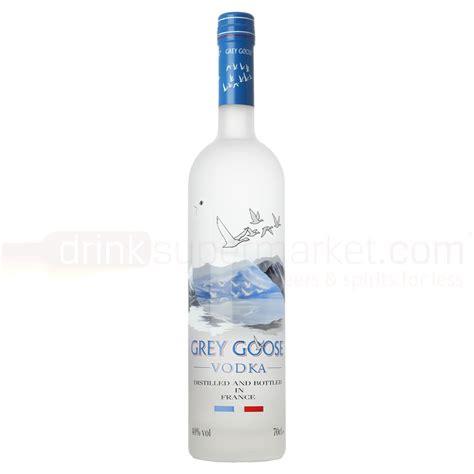 grey goose vodka grey goose vodka 70cl drinksupermarket
