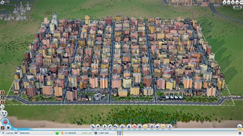 The Sim City Planning Guide: High Population Guide