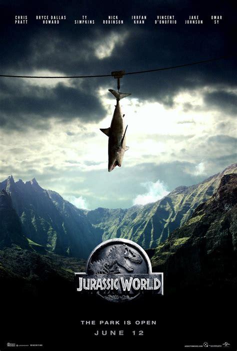 film jurassic world delicious reads jurassic world book to movie