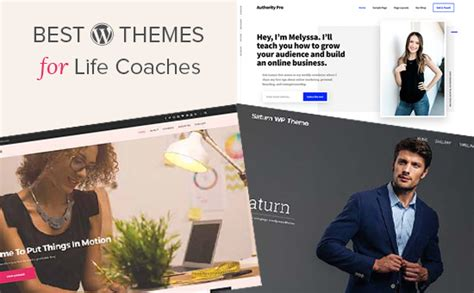 theme exles about life 22 best wordpress themes for life coaches it works on