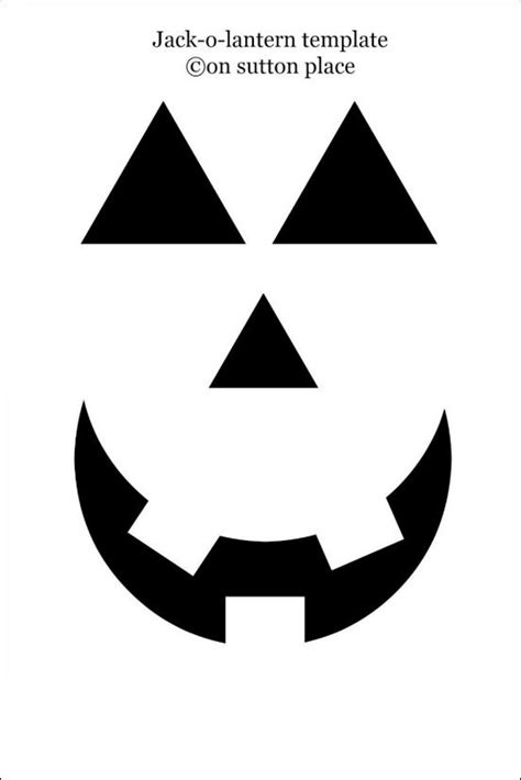 pumpkin faces templates for free best 25 pumpkin template printable ideas on