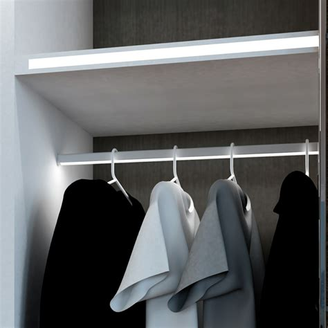 Kitchen Cabinet Lighting Options Linear Led Display Profiles Hanging Rail