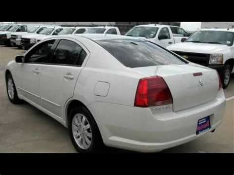 best auto repair manual 2004 mitsubishi galant interior lighting used 2006 mitsubishi galant arlington tx 76017 youtube