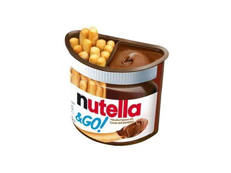 ferrero  bring nutella snack pots  uk confectionery
