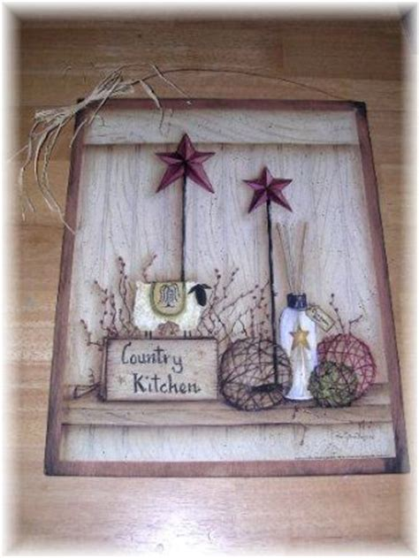 country kitchen barn star with heart home wall decor light amazon com country kitchen sheep barn stars primitive