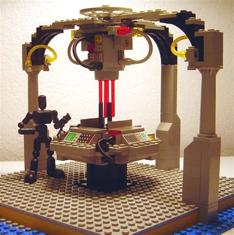 how to build a tardis console room lego tardis console room by ryfter on deviantart
