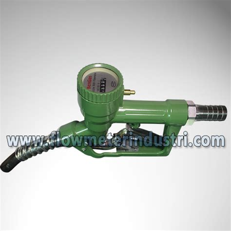Bengas 3 4 Automatic Fuel Nozzle With Flowmeter fuel nozzle with flowmeter nozzle gun flowmeter nozzel gun