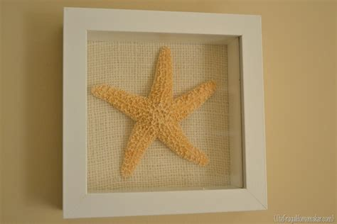 Pretty Bathroom Ideas beach inspired art sea shell art