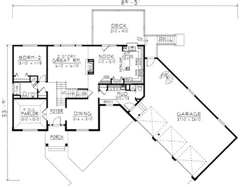 t shaped house floor plans house plans t shaped home design and style