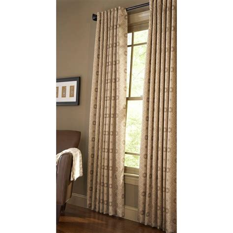 martha living curtains martha stewart faux silk room darkening curtains curtain