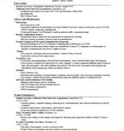 resume 15 top ranking resume objective exles for