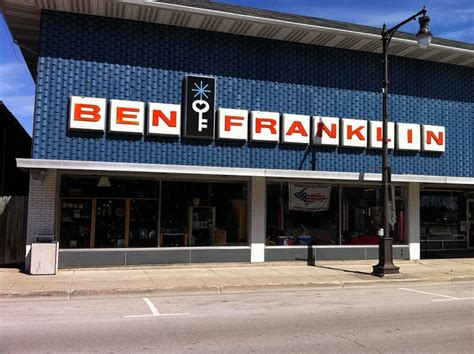 ben franklin store a throwback to the five and dime ben franklin stores the vintage village pinterest