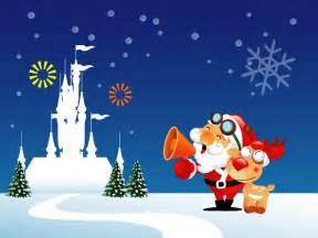 www imagenes de feliz navidad fondos de feliz navidad con santa claus y rudolph fondos
