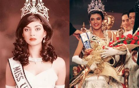 sushmita sen miss universe sushmita sen nostalgic on 22 years of being crowned miss