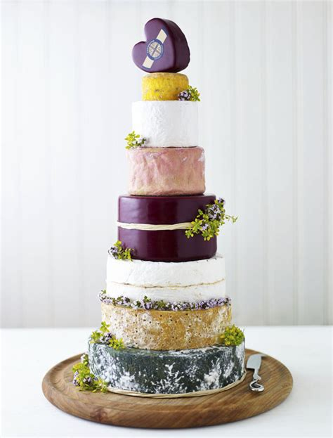 Wedding Cake Alternative Ideas by Alternative Wedding Cake Idea The Prettiest Cheese Cake