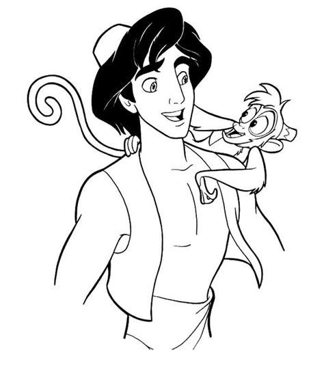 118 Dessins De Coloriage Aladdin 224 Imprimer Coloriage Walt Disney A Imprimer Gratuitement L