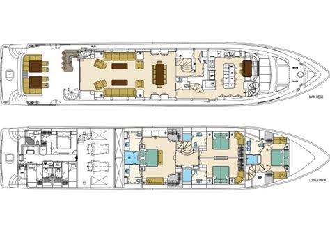 yacht floor plans my life yacht design whootwhoot interior design