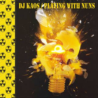Kaos Pixels 06 noise records dn212 dj kaos with nuns split
