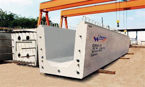 pt waskita beton precast tbk  products