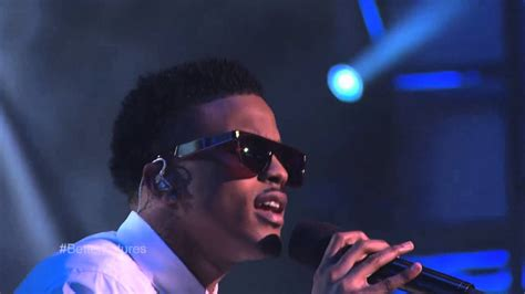 august alsina quot make it home quot live performance