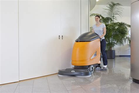 taski swingo taski swingo 1850 battery scrubber drier reconditioned
