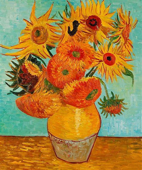 i fiori di gogh ecco le 15 opere d arte per combattere la meteoropatia