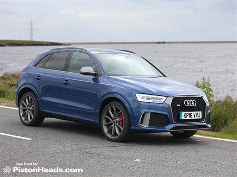 Test Audi Rsq3 by Audi Rs Q3 Performance Review Pistonheads