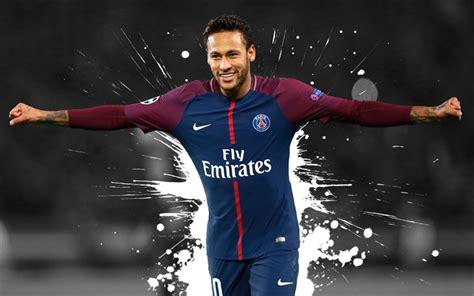 imagenes de neymar para fondo de pantalla descargar fondos de pantalla neymar jr 4k el arte el