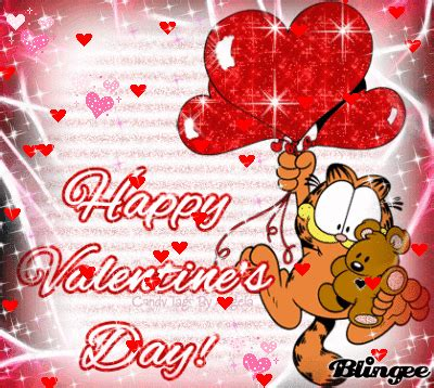 garfield valentines day garfield happy 180 s day picture 121352966