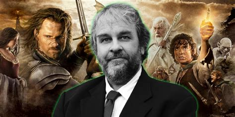 amazon lord of the rings peter jackson may produce amazon s lord of the rings tv show