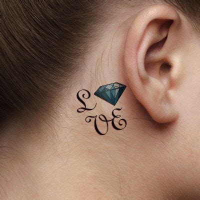 small heart tattoo behind ear 25 best ideas about small on