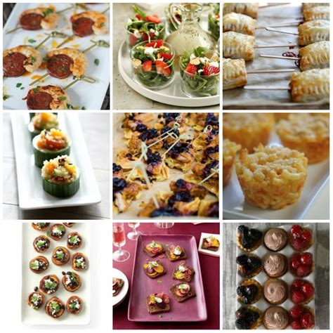 christmas finger foods holidays pinterest