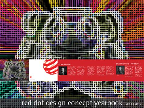red dot design concept yearbook pdf 리뷰 reddot design award concept yearbook 2011 2012 네이버 블로그