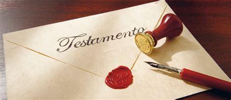 testamento segreto testamento come e da chi vengono informati gli eredi
