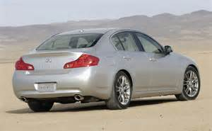 2009 Infiniti G Infiniti G Series G35 2009 Auto Images And Specification