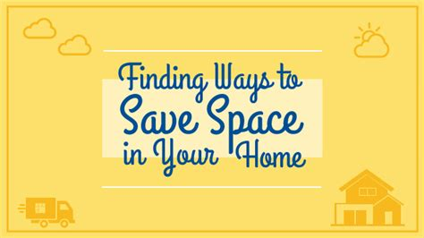 how to create more space in your home uncle bob s self storage