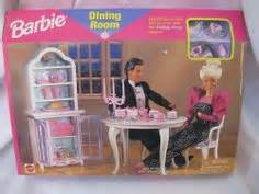 barbie dining room set 1000 images about barbie love on pinterest barbie