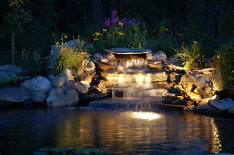Green Patio Lights Vancouver Outdoor Lighting In Vancouver Landscape Lighting In Bc