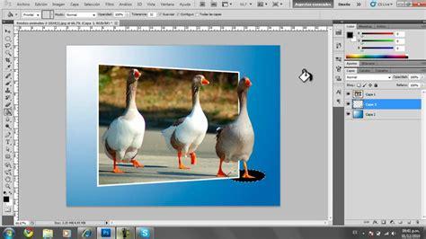 photoshop cs5 superponer imagenes youtube photoshop cs5 aprene a crear efecto 3d facil e