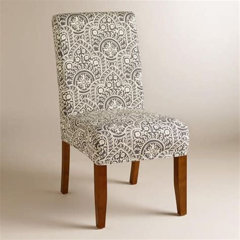 grey parsons chair slipcovers gray moroccan slipcover chairs parsons chairs and gray