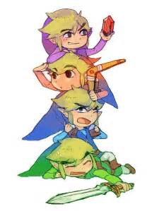 legend of four swords four swords the legend of picture