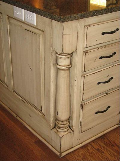 painted glazed kitchen cabinets cabinet paint glaze bathroom pinterest