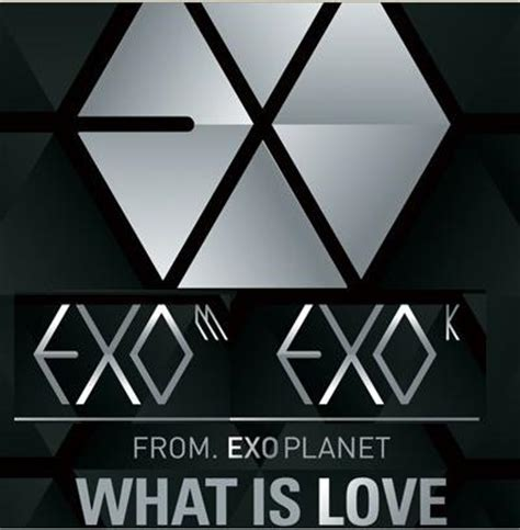 exo what is love hazao pop min hae exo m what is love quot chinese quot lyrics