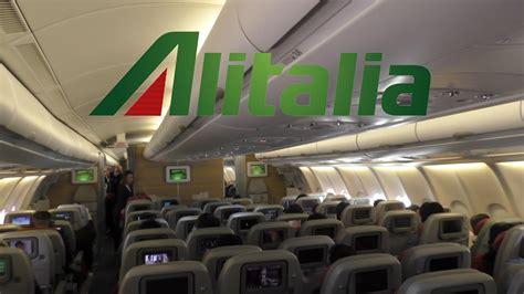 voli interni italia trip report alitalia new cabin classica economy a330