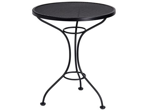 Wrought Iron Bistro Table Woodard Gelati Wrought Iron Bistro Set Gelabistset