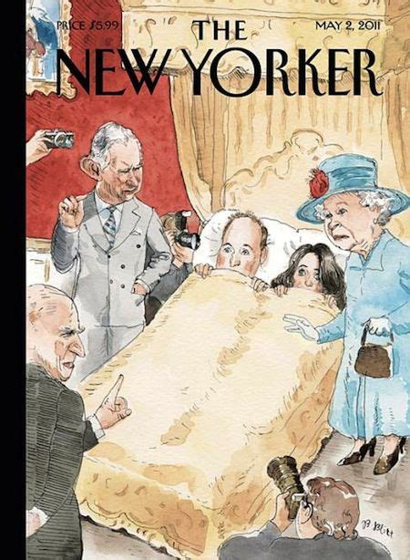 Wedding New Yorker by New Yorker Magazine Goes Inside The Royal Bedroom Of
