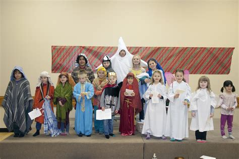 Holy Family Mba Curriculum by Nativity Play December 16 2015 Holy Family Parish