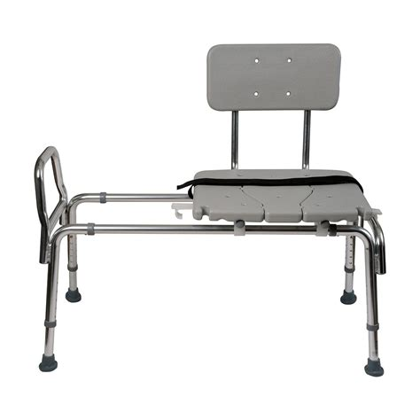 adjustable transfer bench shower bench transfer seat bath tub chair safety bench