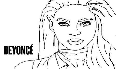 nicki minaj coloring pages beyonce coloring pages printable drawings page grig3 org