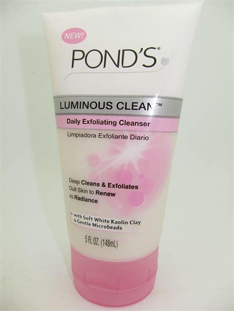 Ponds Whitening Exfoliating Scrub image gallery exfoliating products